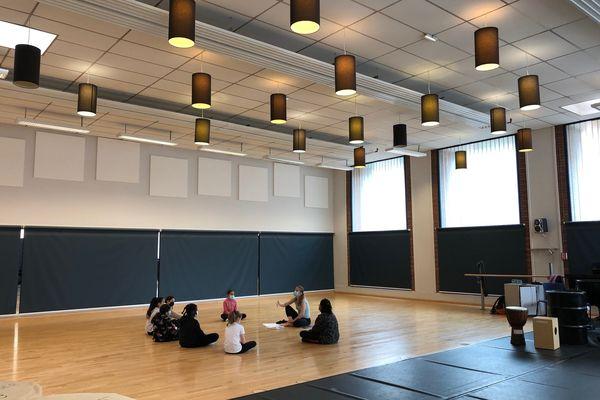 Les cours reprennent en présentiel au conservatoire d'Amiens.