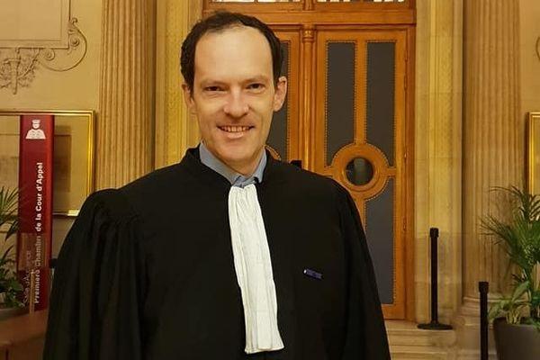 Jean-Philippe Morel, avocat dijonnais