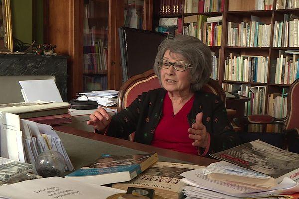 L'historienne et ethnologue Isaure Gratacos