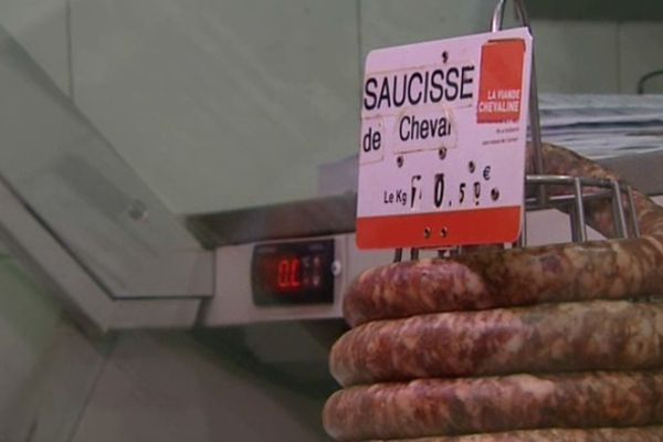 Riche en fer, la viande de cheval est 20 à 30% moins chère que le boeuf
