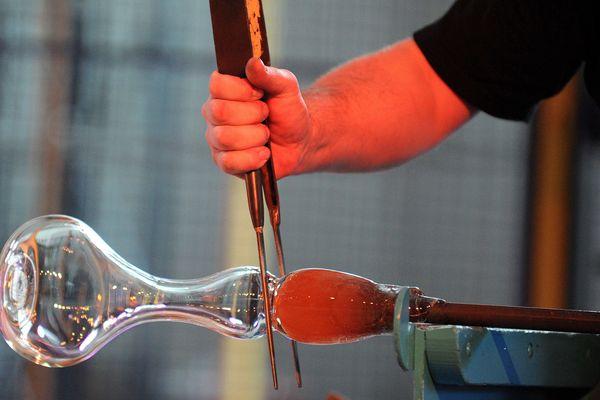 Verrerie, céramique et autres formes d'artisanats participent aux journées européennes des métiers d'art.