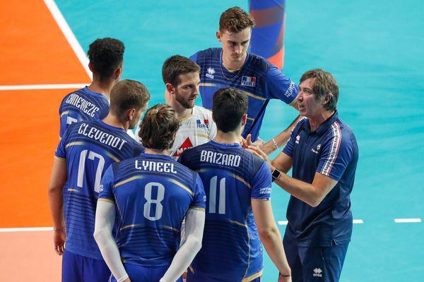 Les hommes de Laurent Tillie abordent leur dernier match de préparation avant le tournoi olympique.