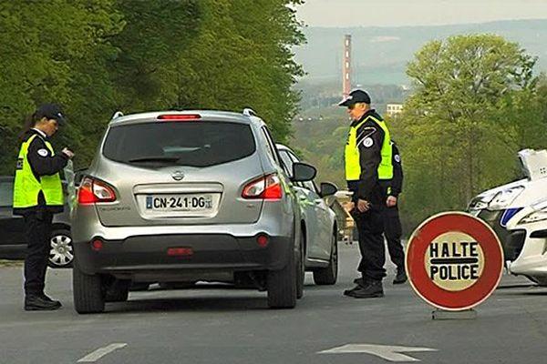 La mortalité en hausse sur les routes de la Marne depuis 2013