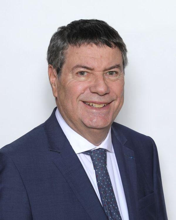 Marc Sebeyran, premier adjoint à la Ville de Troyes, en charge de la culture.