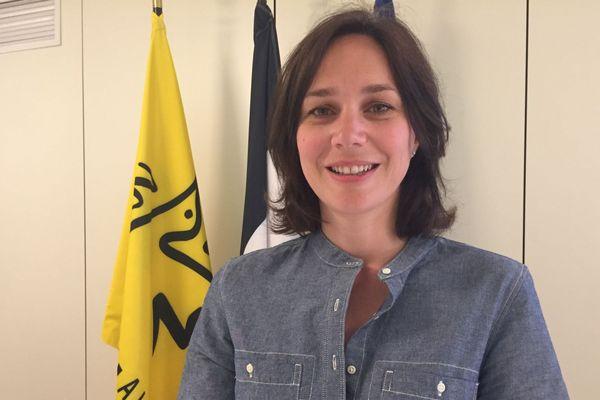Nathalie PECHALAT, Présidente de la Fédération Française des Sports de Glace (FFSG)