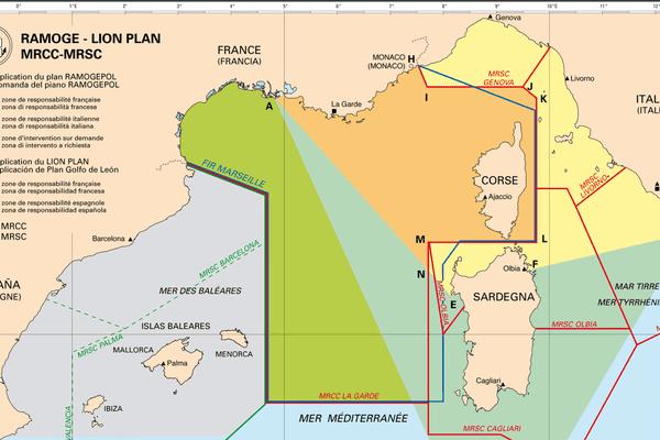 Zone d'application du Plan RamogePol et Lion Plan