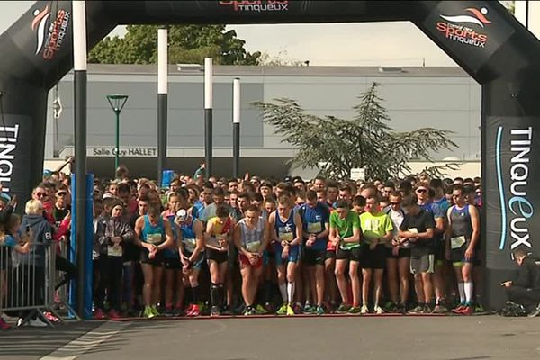 2300 coureurs ont participé à cette course. Un record battu.