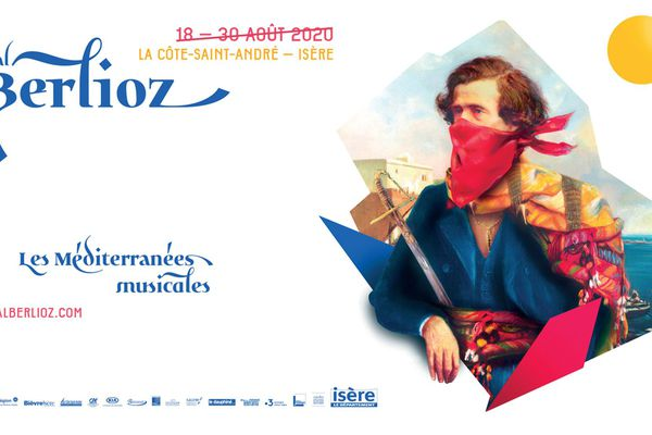L'affiche du festival Berlioz 2020