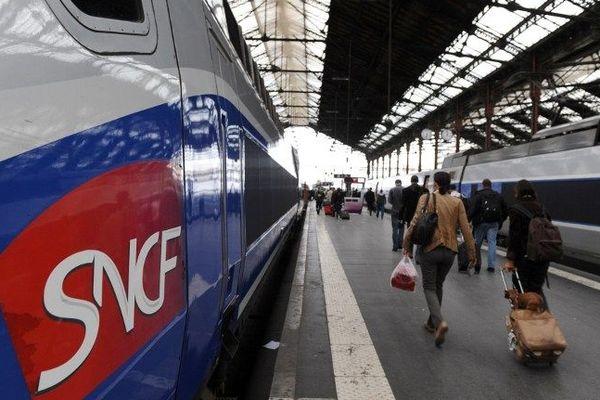 Départs pour le sud-est gare de Lyon à Paris