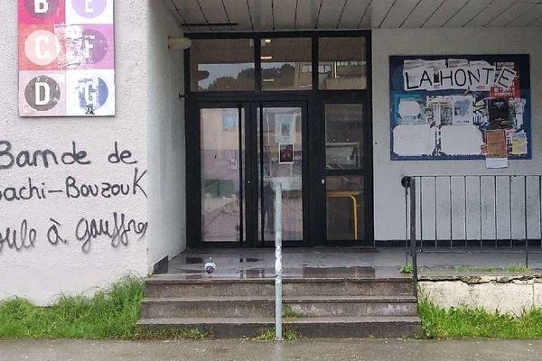 L'université de Bordeaux Montaigne était de nouveau fermée ce vendredi matin.