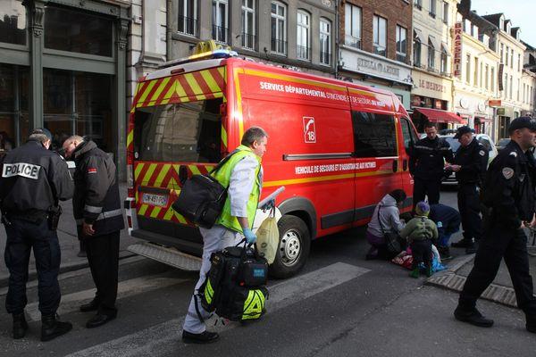 Francesca, deux mois, est décédée jeudi midi gare Lille-Flandres.