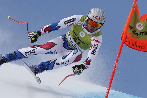 Matthieu Bailet aux championnats du monde en Andorre, il sera présent aux championnats de France à Isola 2000 et Auron.