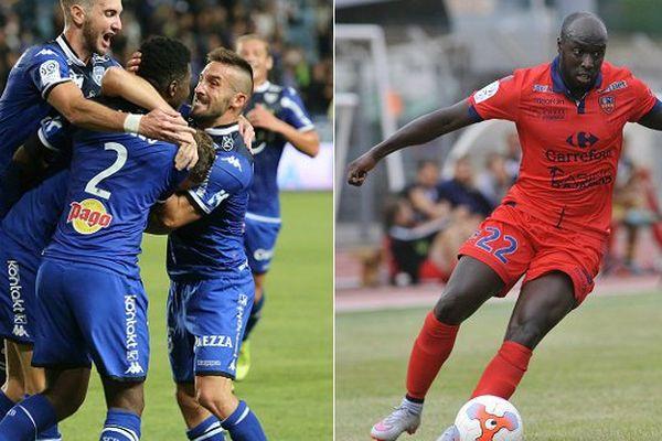Le SC Bastia et le GFC Ajaccio joueront leur 16e de finale de Coupe de la Ligue les 27 et 28 octobre.
