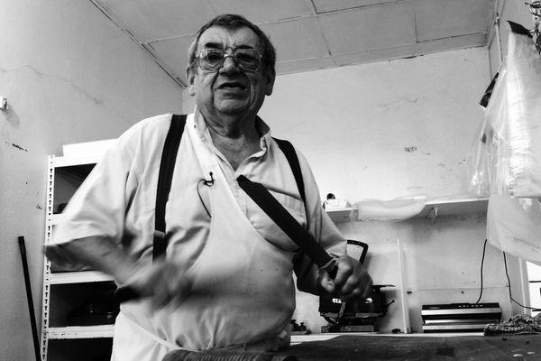 Bernard Lévêque - Boucher (Chaumuzy)