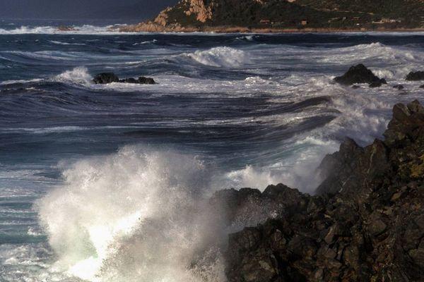 Des vents violents sont attendus mardi 4 février en Corse. L'île est placée en vigilance orange.