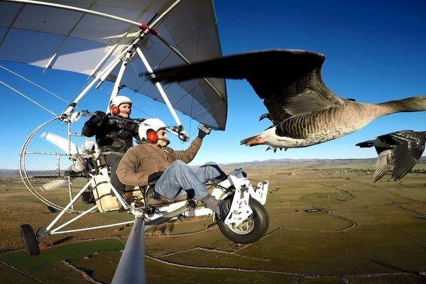 """Le nouveau film de Nicolas Vannier """"Donne-moi des ailes"""" est sorti en salle mercredi 9 octobre."""