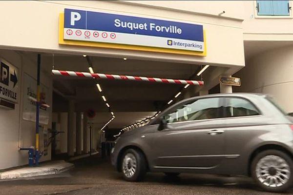 Le ville de Cannes va reprendre la gestion des 8 parkings souterrains gérés par le groupe Interparking