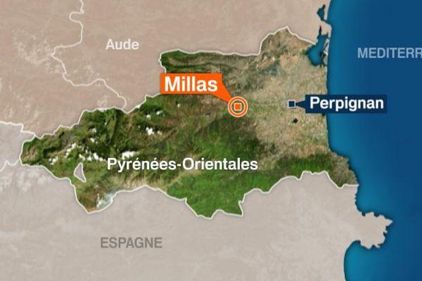 Millas (Pyrénées-Orientales)