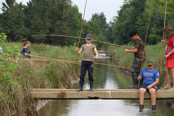 """Coulisses du tournage du documentaire """"Le papa des poissons"""" d'Anthony Martin"""