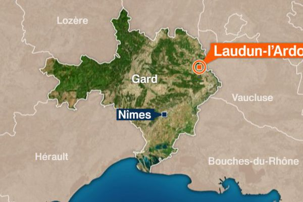 Laudun-l'Ardoise (Gard)