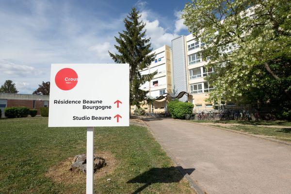 C'est sur le campus que se trouve la majeure partie des résidences du CROUS à Dijon.