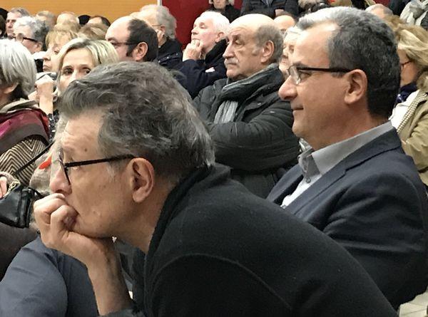 Quel serait le rôle de François Tatti au sein de la majorité en cas de victoire de Jean-Sébastien de Casalta ? le président de la CAB n'était pas candidat, mais il a joué un rôle de premier plan dans le parcours de l'avocat bastiais dans ces municipales.