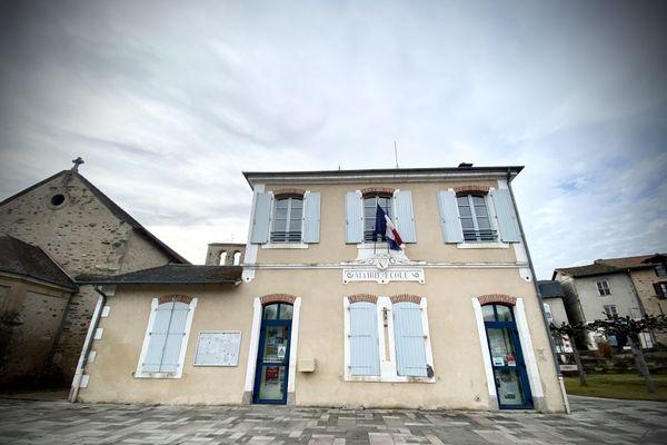 La commune du Vigen en Haute-Vienne hérite d'un patrimoine inattendu.