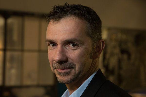 """L'écrivain nordiste Franck Thilliez a défendu la culture """"dite populaire""""."""