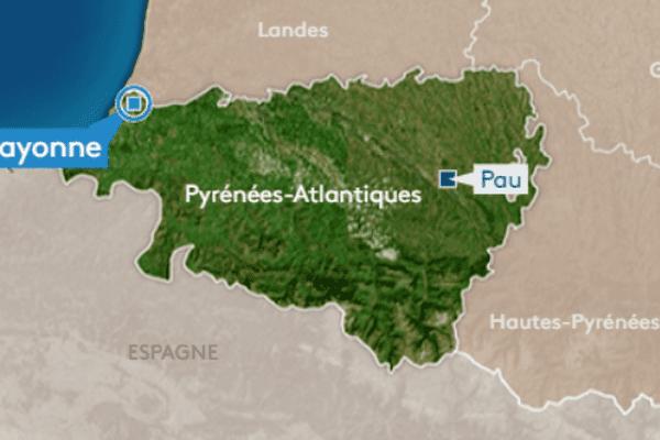 Un jeune piéton gravement blessé lors de la 2nde nuit des Fêtes de Bayonne