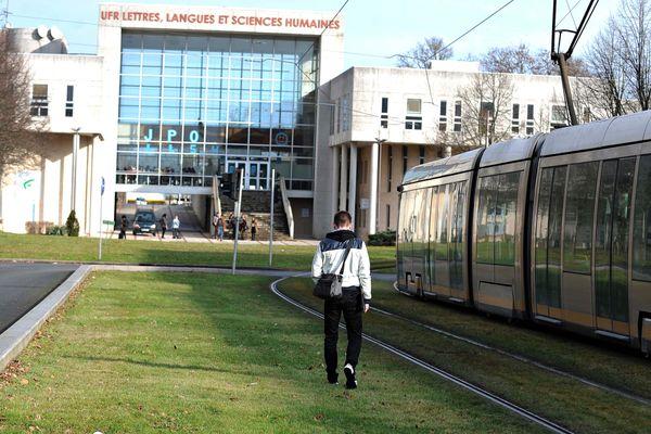 L'université d'Orléans, dont deux présidents ont successivement été accusés de détournement de fonds.
