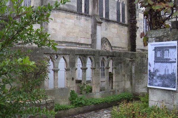 Les jardins de la maison Pierre Loti à Rochefort