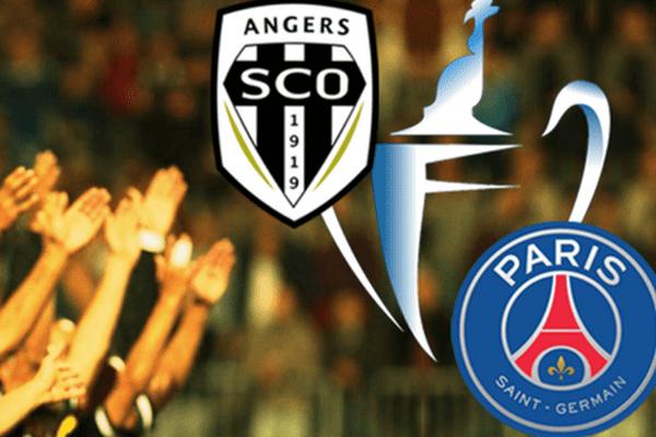 La finale de la Coupe de France opposait le SCO Angers au PSG samedi 27 mai 2017 au Stade de France.
