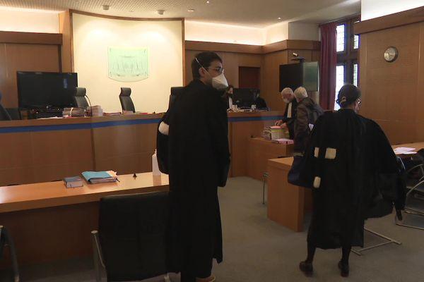 Le tribunal correctionnel d'Argentan