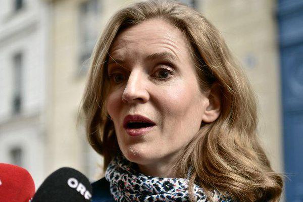 Nathalie Kosciusko-Morizet le 5 mai dernier à Paris.