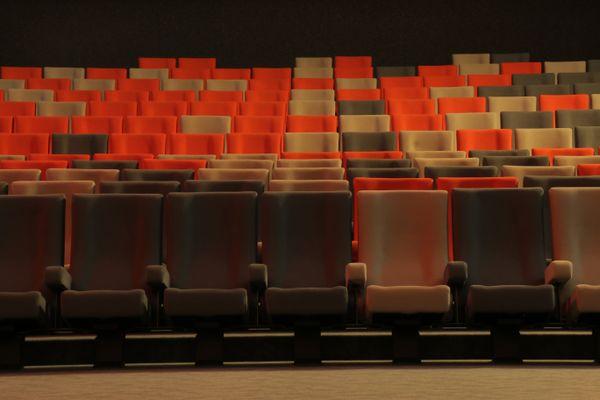 """À Grenoble, le cinéma """"Le Méliès"""" attend désespérément de retrouver son public."""