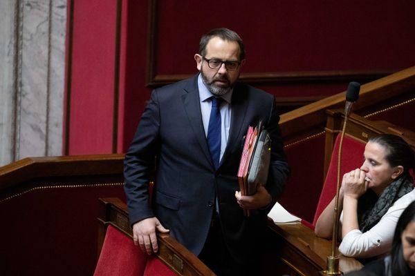 François Cormier-Bouligeon lors d'une séance de questions au gouvernement. Photo d'illustration