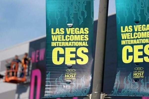 Las Vegas (Nevada, Etats-Unis) - le salon mondial de l'électronique, le CES, a ouvert ses portes le 6 janvier 2015.