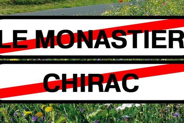 Adieu Le Monastier et Chirac, bienvenue à Bourgs-sur-Colagne