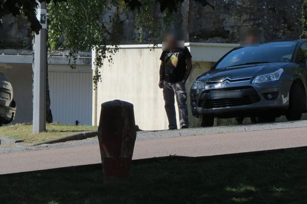 Le 12 septembre, la voiture qui avait servi aux malfaiteurs avait été retrouvée.