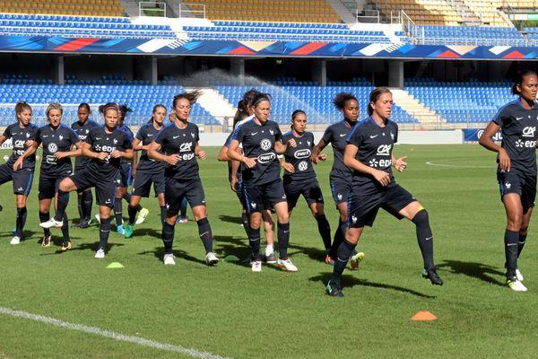 Les Bleues espèrent que leur nouveau sélectionneur, Olivier Echouafni, va les mener jusqu'au titre de cet Euro 2017