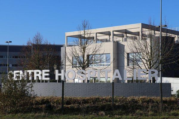 Centre Hospitalier de l'Arrondissement de Montreuil-sur-mer (CHAM) à Rang-du-Fliers.