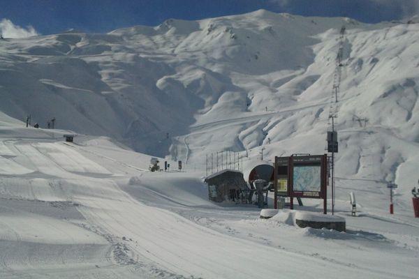 Cirque du Lys domaine skiable de Cauterets