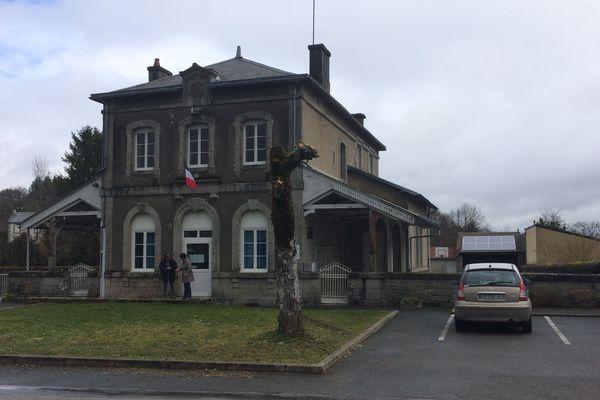 La commune de Sous-Parsat, dans la Creuse, compte 120 habitants.