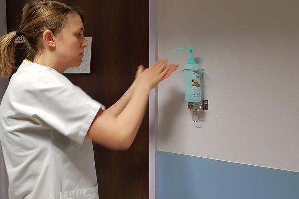 L'épidémie de grippe se caractérise par une forte tension au niveau du service des urgences et dans les services d'hospitalisation du CHU de Clermont-Ferrand. Photo d'illustration.