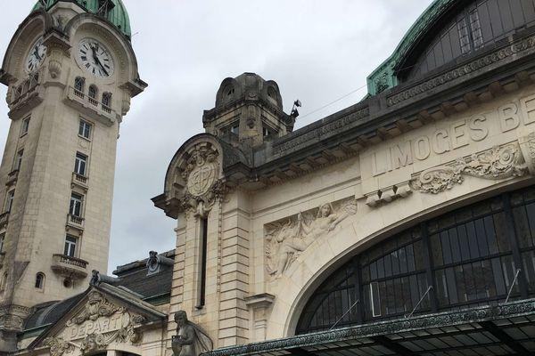 La gare de Limoges-Bénédictins est toujours en lice dans le concours des plus belles gares SNCF de France.