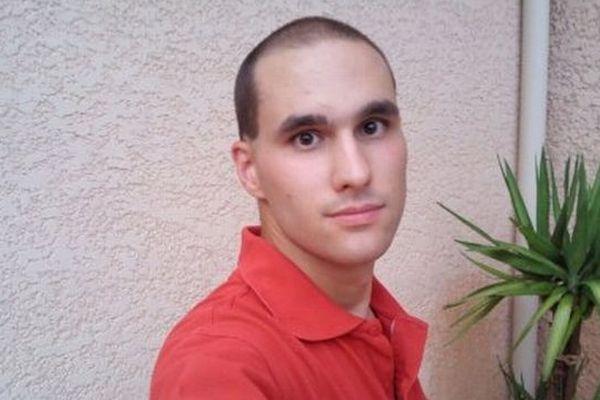 Photo internet Nicolas Ivtchenko - 26 ans - disparu en mer samedi au large de Sérignan, Valras et le Cap d'Agde