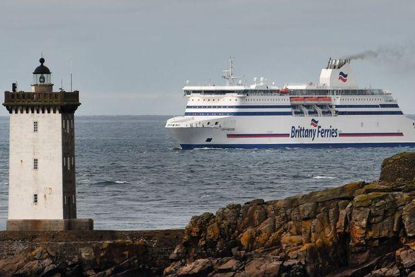Brittany Ferries estime la perte de son chiffre d'affaires à 250 millions d'euros
