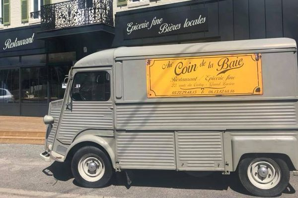 Le restaurant-bar-épicerie au coin de la Baie à Grand Laviers en baie de Somme devait ouvrir le jour du début du confinement.