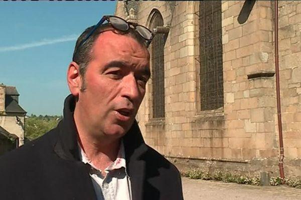 Eric Bothorel, député des Côtes-d'Armor.