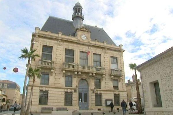 Mairie de Villeneuve-lès-Maguelone (Hérault)